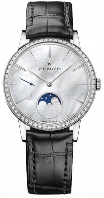 Zenith Elite Ultra Thin Lady Moonphase 36mm 16.2320.692/80.c714 watch
