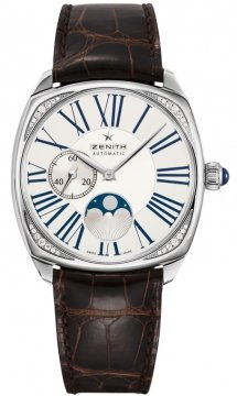 Zenith Star Moonphase Ladies watch, model number - 16.1925.692/01.c725, discount price of £5,585.00 from The Watch Source