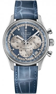 Zenith El Primero 36'000 VpH Lady Ladies watch, model number - 16.2150.400/51.c705, discount price of £5,700.00 from The Watch Source