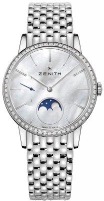 Zenith Elite Ultra Thin Lady Moonphase 36mm 16.2320.692/80.m2320 watch