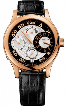 Chopard L.U.C. Regluator Mens watch, model number - 161874-5001, discount price of £28,645.00 from The Watch Source