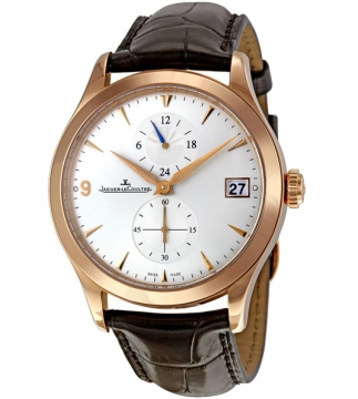 Jaeger LeCoultre Master DualTime Mens watch, model number - 1622430, discount price of £13,090.00 from The Watch Source