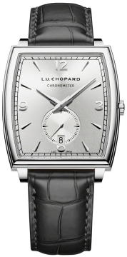 Chopard L.U.C. XP Tonneau Mens watch, model number - 162294-1001, discount price of £10,528.00 from The Watch Source
