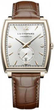 Chopard L.U.C. XP Tonneau Mens watch, model number - 162294-5001, discount price of £12,070.00 from The Watch Source