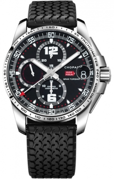 Chopard Mille Miglia Gran Turismo Chrono Mens watch, model number - 168459-3001r, discount price of £4,581.00 from The Watch Source