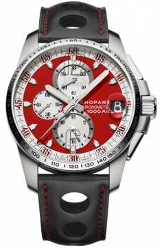 Chopard Mille Miglia Gran Turismo Chrono Mens watch, model number - 168459-3036, discount price of £5,669.00 from The Watch Source