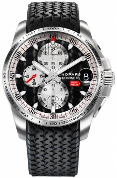 Chopard Mille Miglia Gran Turismo Chrono Mens watch, model number - 168459-3037, discount price of £5,116.00 from The Watch Source