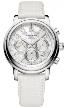 Chopard Mille Miglia Automatic Chronograph Ladies watch, model number - 168511-3018, discount price of £3,221.00 from The Watch Source