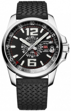 Chopard Mille Miglia Gran Turismo XL GMT Mens watch, model number - 168514-3001, discount price of £4,493.00 from The Watch Source