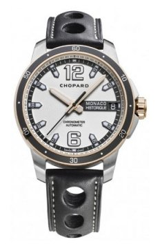 Chopard Grand Prix de Monaco Historique Automatic Mens watch, model number - 168568-9001, discount price of £5,304.00 from The Watch Source