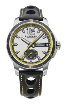 Buy this new Chopard Grand Prix de Monaco Historique Power Control 168569-3001 mens watch for the discount price of £4,725.00. UK Retailer.