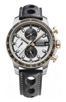 Chopard Grand Prix de Monaco Historique Chronograph Mens watch, model number - 168570-9001, discount price of £6,851.00 from The Watch Source