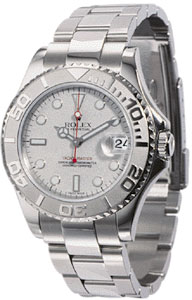 Rolex Yacht-Master 40mm Midsize watch, model number - 168622, discount price of £7,100.00 from The Watch Source