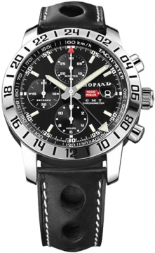 Chopard Mille Miglia GMT Chronograph Mens watch, model number - 168992-3001, discount price of £3,638.00 from The Watch Source