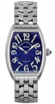 Franck Muller Cintree Curvex 1752 QZ O Blue watch