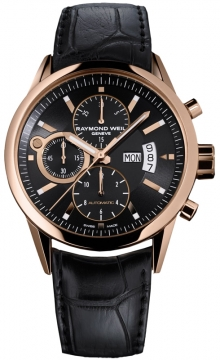 Raymond Weil Freelancer Mens watch, model number - 17740-G -20001, discount price of £6,555.00 from The Watch Source