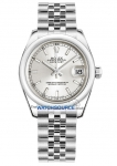 Rolex Datejust 31mm Stainless Steel 178240 Silver Index Jubilee watch