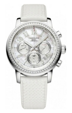 Chopard Mille Miglia Automatic Chronograph Ladies watch, model number - 178511-3001, discount price of £9,299.00 from The Watch Source