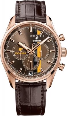 Zenith Chronomaster El Primero 42mm 18.2041.400/76.c795 watch
