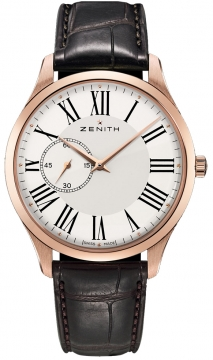 Zenith Elite Ultra Thin Mens watch, model number - 18.2010.681/11.c498, discount price of £7,720.00 from The Watch Source