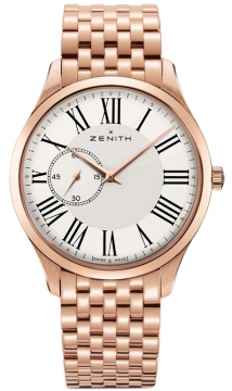 Zenith Elite Ultra Thin Mens watch, model number - 18.2010.681/11.m2010, discount price of £14,645.00 from The Watch Source