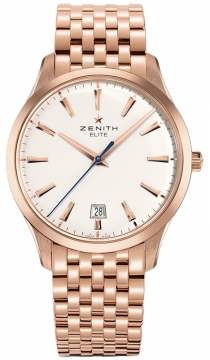 Zenith Captain Central Second Mens watch, model number - 18.2020.670/11.m2020, discount price of £15,270.00 from The Watch Source