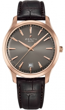 Zenith Captain Central Second Mens watch, model number - 18.2020.670/22.c498, discount price of £8,350.00 from The Watch Source
