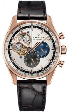 Zenith El Primero Chronomaster 1969 42mm Mens watch, model number - 18.2040.4061/69.c494, discount price of £12,450.00 from The Watch Source