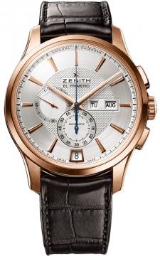 Zenith Captain Winsor Chronograph Mens watch, model number - 18.2070.4054/02.c711, discount price of £12,790.00 from The Watch Source