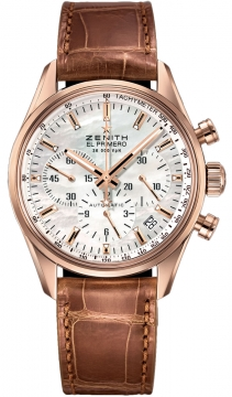 Zenith El Primero 36'000 VpH Lady Ladies watch, model number - 18.2150.400/82.c709, discount price of £10,890.00 from The Watch Source