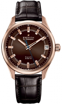 Zenith El Primero Espada Mens watch, model number - 18.2170.4650/75.c713, discount price of £10,200.00 from The Watch Source