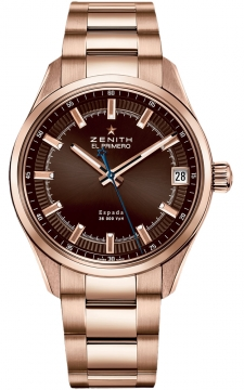 Zenith El Primero Espada Mens watch, model number - 18.2170.4650/75.m2170, discount price of £16,770.00 from The Watch Source