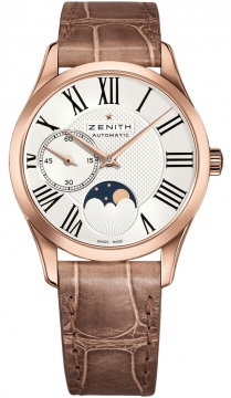 Zenith Elite Ultra Thin Lady Moonphase 33mm Ladies watch, model number - 18.2310.692/02.c709, discount price of £6,565.00 from The Watch Source