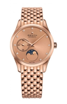 Zenith Elite Ultra Thin Lady Moonphase 33mm Ladies watch, model number - 18.2310.692/95.M2310, discount price of £11,640.00 from The Watch Source
