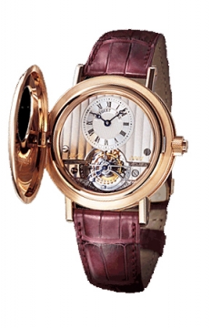 Breguet Tourbillon with Case Cover Mens watch, model number - 1801br/12/2w6, discount price of £97,325.00 from The Watch Source