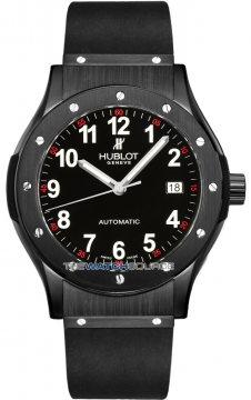 Hublot Classic Automatic 41mm Mens watch, model number - 1915.NL30.1, discount price of £3,360.00 from The Watch Source