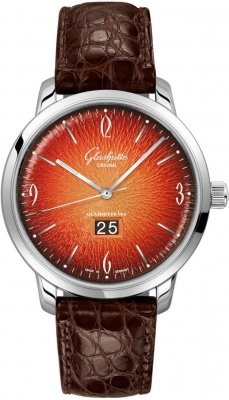 Glashutte Original Senator Sixties Panorama Date 2-39-47-09-02-04 watch