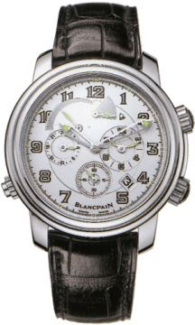 Blancpain Leman Reveil GMT Mens watch, model number - 2041-1542m-53b, discount price of £20,990.00 from The Watch Source