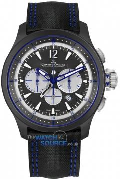 Jaeger LeCoultre Master Compressor Chronograph Ceramic 205c571 watch