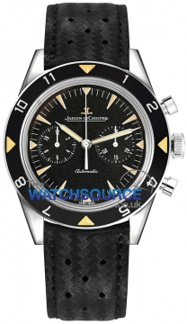 Jaeger LeCoultre Tribute to Deep Sea Chronograph Mens watch, model number - 207857j, discount price of £7,110.00 from The Watch Source