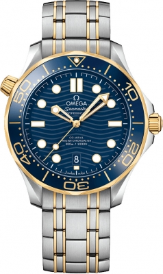 Omega Seamaster Diver 300m Co-Axial Master Chronometer 42mm 210.20.42.20.03.001 watch