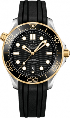 Omega Seamaster Diver 300m Co-Axial Master Chronometer 42mm 210.22.42.20.01.001 watch