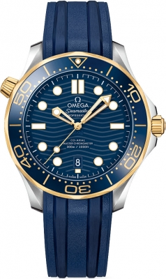 Omega Seamaster Diver 300m Co-Axial Master Chronometer 42mm 210.22.42.20.03.001 watch