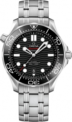 Omega Seamaster Diver 300m Co-Axial Master Chronometer 42mm 210.30.42.20.01.001 watch