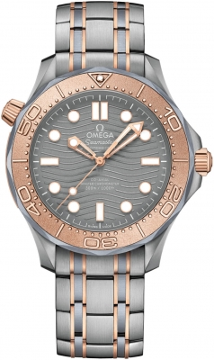 Omega Seamaster Diver 300m Co-Axial Master Chronometer 42mm 210.60.42.20.99.001 watch