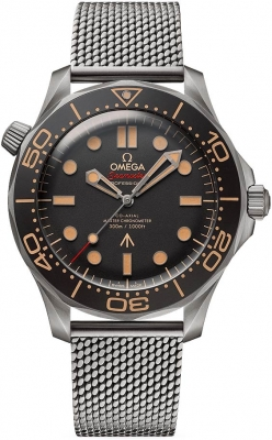 Omega Seamaster Diver 300m Co-Axial Master Chronometer 42mm 210.90.42.20.01.001 watch