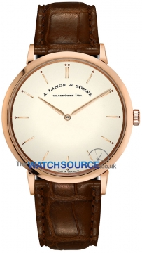 A. Lange & Sohne Saxonia Thin Manual Wind 40mm Mens watch, model number - 211.032, discount price of £15,300.00 from The Watch Source