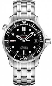 Buy this new Omega Seamaster Diver 300m Co-Axial Automatic 36.25mm 212.30.36.20.01.002 ladies watch for the discount price of £2,628.00. UK Retailer.
