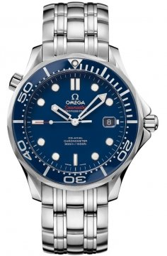 Omega Seamaster Diver 300m Co-Axial Automatic 36.25mm Ladies watch, model number - 212.30.36.20.03.001, discount price of £2,628.00 from The Watch Source