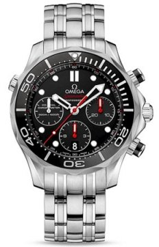 Omega Seamaster 300m Diver Co-Axial Chronograph 42mm Mens watch, model number - 212.30.42.50.01.001, discount price of £3,230.00 from The Watch Source
